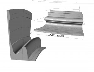 Mould Renderings