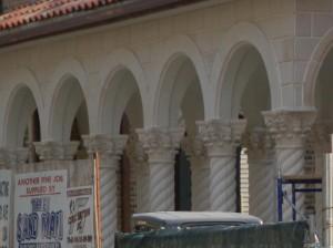 Installed Columns